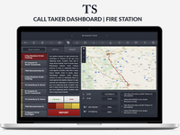 Call Taker Dashboard | Fire Station