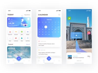 Muslim Mobile App