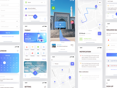 muslim designs themes templates and downloadable graphic elements on dribbble muslim designs themes templates and