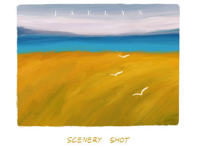Illustration Series: Scenery Shot