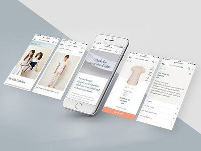 Homebody Sleepwear loungewear fashion app development ux  product development mobile design web design app design ux design os design ui design product design