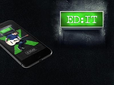 Warner Music Ed:it games music product design ui design os design ux design app design web design mobile design product development ux app development