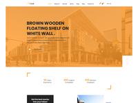 Konok - Architecture & Interior PSD Template