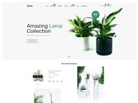 Lamia - Clean, Minimal eCommerce PSD Template