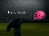 GRIN tech : Hello Dribble