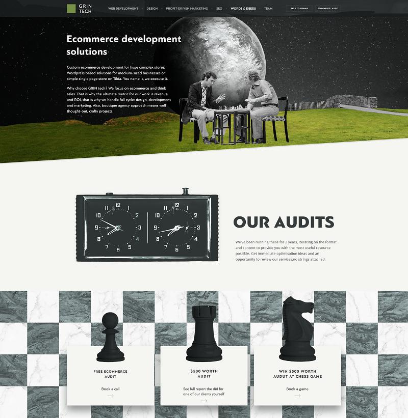 Ecommerce audit