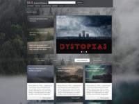 Homepage of Literature Blog