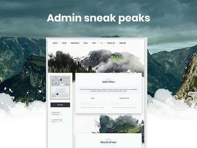 plain plugins admin sneak peaks software marketing landing page viral plugin wordpress