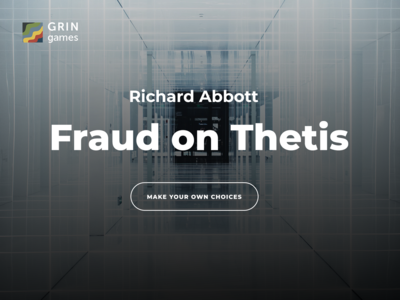 Fraud On Thetis by GRIN Games & Richard Abbott
