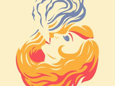 Smokin' Blonde