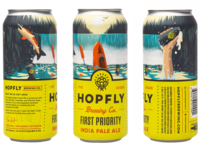 First Priority - Hopfly Brewing