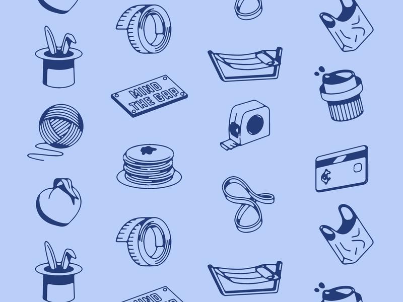 Inky Icons vector illustrator branding photoshop drawing illustration design