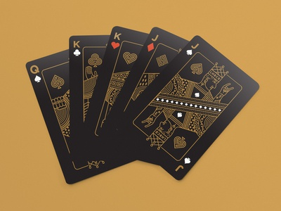 Beer Playing Cards