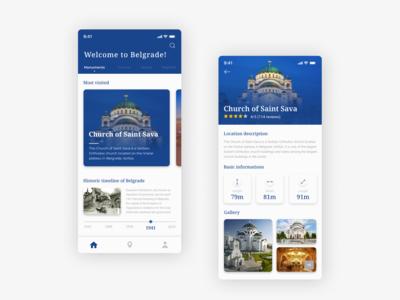 Belgrade App