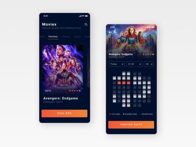 Moviex App