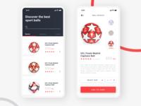 Sport Balls App
