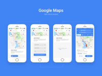 Google Maps Feature Concept