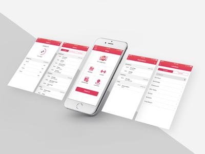 Crunch Fitness iOS App [UX Case Study]