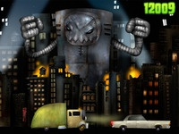 iPhone Game Screen