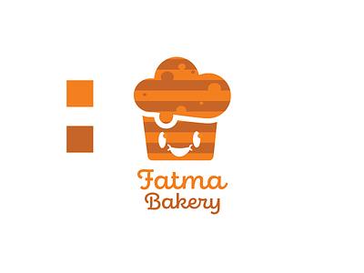 Fatma Bakery Logo bakery graphic design logo