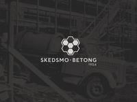 Skedsmo Betong logo