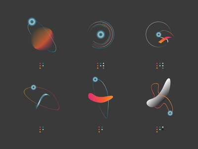 Spacy Shapes