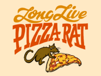 Long Live NYC Pizza Rat!