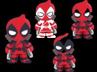 Deadpool vector   Deadpool AI   Marvel SVG   Deadpool Eps