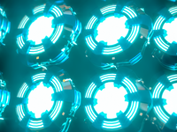 Arc Reactor Grid