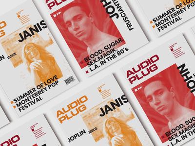Audio Plug music mag