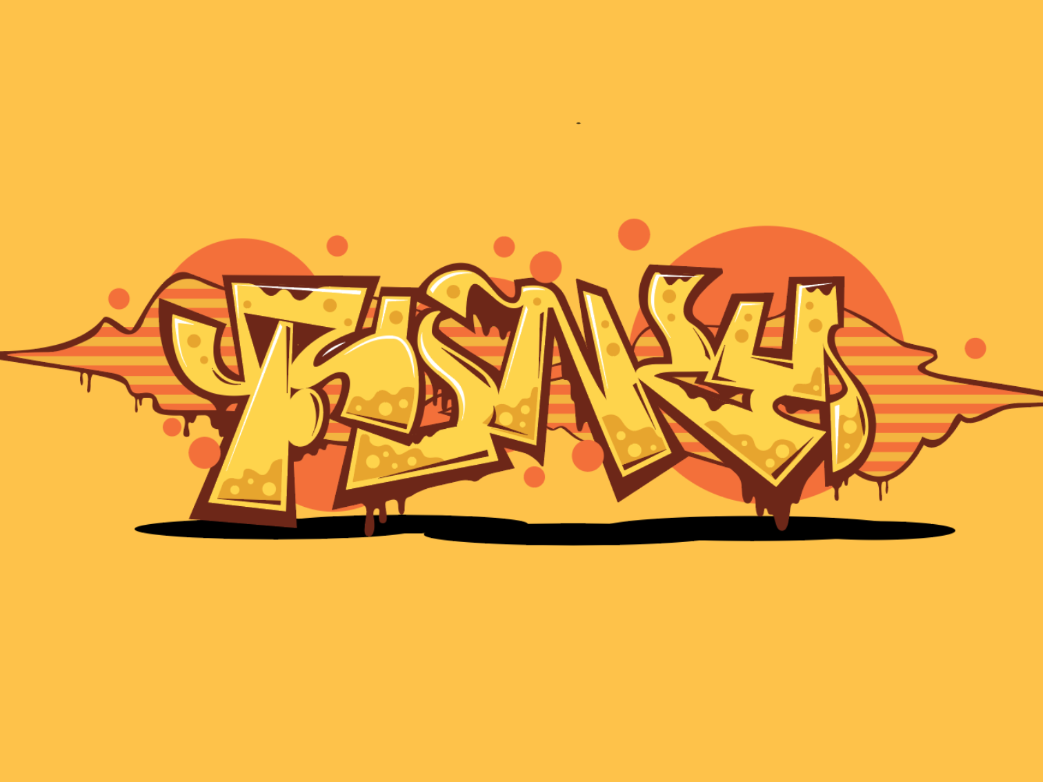Digital Graffiti art graphic design lettering visual design digital graffiti illustrator adobe illustrator adobe vectors digital art graffiti art graffiti