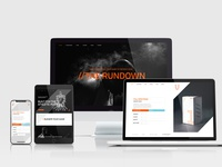 Spectra Athletics Web Screens