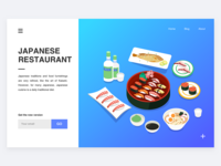 Japanese cuisine - Illustration