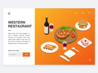 European cuisine - Illustration