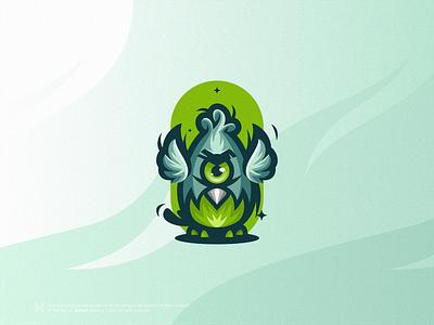 Baby Bird™ branding bird baby illustration design logo
