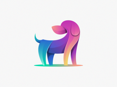 Baby Dog - Colorful