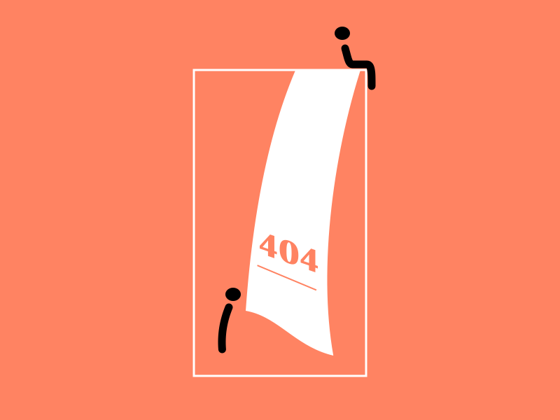 Daily UI #008 404 Page 404 daily ui ui ux