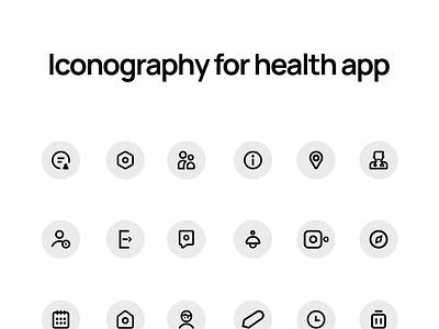 font icons web app icon vector illustration