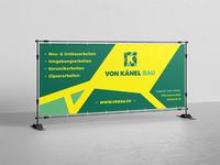 Banner Von Kaenel Bau