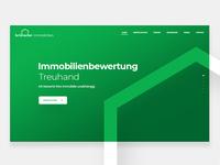 Webdesign + webdevelopment bruehwiler-immobilien.ch