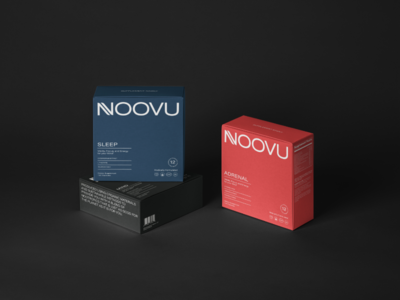 Noovu Package Design start up dtc product design product slc freelancing freelance design photoshoot boxes health identity design brand identity branding supplement packaging packaging design