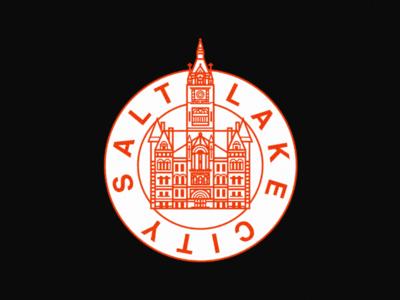 Salt Lake City emblem