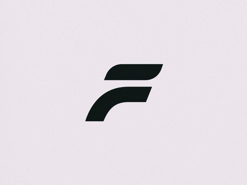 FFFFFFFRIDAY brand design brand identity logo design fitness