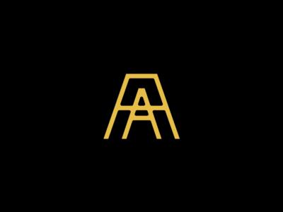 """""""Double A"""" Monogram"""