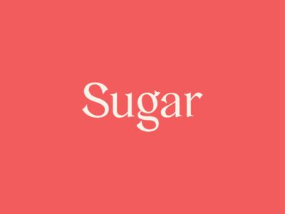 Sugar Typeface