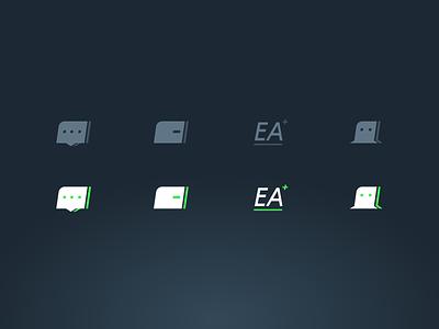 EAchain Icon ui icon