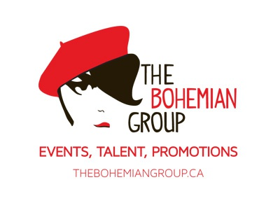 The Bohemian Group Business Card (Side 1)