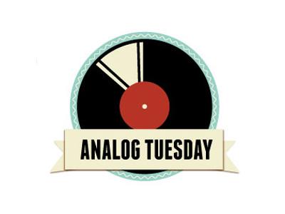 Analog Tuesday Logo