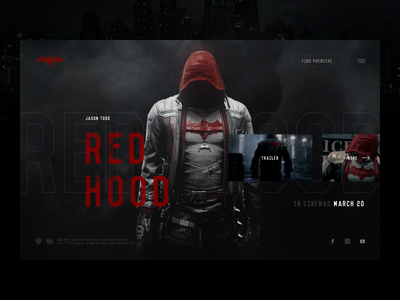 Red Hood concept