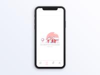 Empty Favorities List (Home Rental App)